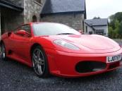 Car Transport Ireland - Oh my a Ferrari!