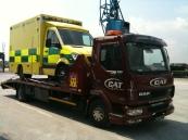 We transport any vehicle!