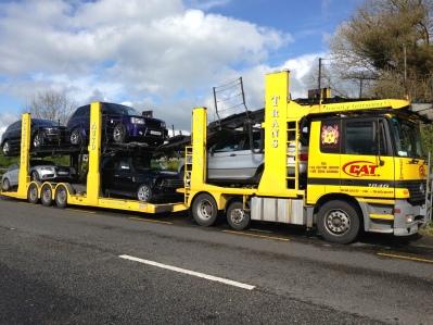 Costello Auto Trans - Irelands Car Transport Professionals